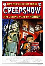 "CREEPSHOW (1982) Movie Poster [Licensed-NEW-USA] 27x40"" Theater Size Romero/King"