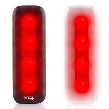 Knog Blinder 4V Pulse Rechargeable Rear LED Light. Bike MTB Fixie BMX Bicycle
