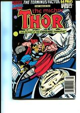 THE MIGHTY THOR: ANNUAL #15 VF+