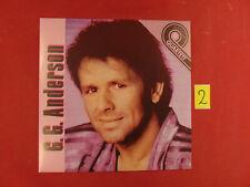 Schallplatte ST45 Vinyl. G.G.Anderson Ti amo Maria,Die Sonne von St.Helena