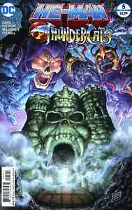 HE-MAN THUNDERCATS 5 (OF 6) 1st PRINT NM DC SOLD OUT