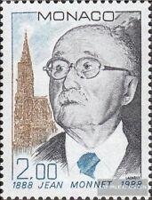 Monaco 1871 (kompl.Ausg.) postfrisch 1988 Jean Monnet