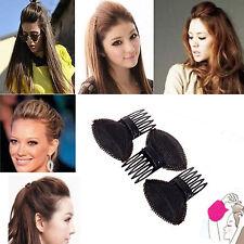 2PCS Fashion Women Hair Styling Clip Stick Bun Maker Braid Tool Hair Accessories
