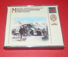 Mahler -- Symphonies nos. 6 & 7 / Lorin Maazel -- 3CDs