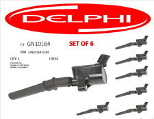 DG508 F523  Delphi GN10164 Ignition Coil For Ford EXPLORER Mercury 4.5L 5.4L SET