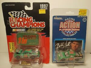Bobby Labonte 1:64 Diecast Car Lot #18 Interstate Batteries NASCAR 1996 1997