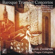 Marek Zvolanek - Baroque Trumpet Concertos (haydn, Hertel, Richter, Tartini)