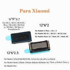 Xiaomi Redmi 4A 4X 5 5A Lite Earphone Mi A1 A2 6 8 Plus Mix Note Pro Internal Sp