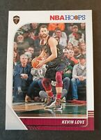 2019-20 NBA 🏀 HOOPS KEVIN LOVE CLEVELAND CAVALIERS CARD . No 32 mint condition