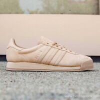 Adidas Samoa VNTG Vintage Stpanu Tan Brown Pigskin Suede Pack B27736 Originals