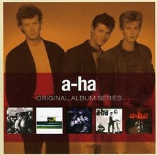 a-ha - Original Album Series [New CD] Holland - Import