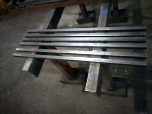 "6x 1000mm x 25mm x 25mm x 2mm (1"" x 1"" x 14G) ERW Square Steel Box Section"