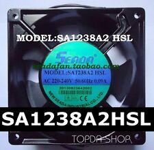 SEADA SA1238A2HSL Freezer fan 220/240VAC 0.09A 50/60HZ 120*120*38mm 2wire