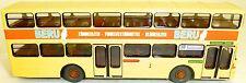 BERU bougies de préchauffage 5E bus publicité MAN CARTE SD 200 gesupert off