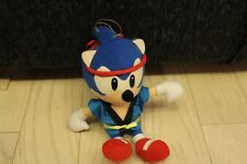 SEGA SONIC The Hedgehog  Festival  version plush doll 1993  UFO