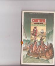Cartier au pays de Canada (Cadet biographie) (French Edition)