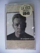 ALI CAMPBELL - BIG LOVE - MUSICASSETTA SIGILLATA 1995 - UB 40