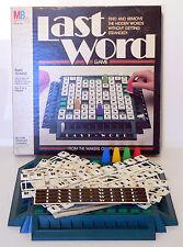 Vintage/Retro 1985 última palabra-buscar y eliminar las palabras ocultas-MB Games