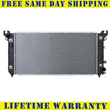 Radiator For 2014-2018 Chevy Silverado 1500 GMC Sierra 1500 4.3L Fast Shipping