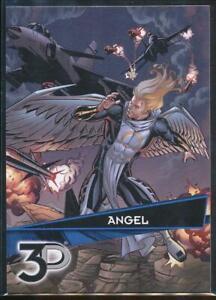 2015 Marvel 3-D Trading Card #62 Angel