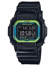 "RELOJ CASIO G-SHOCK GW-M5610LY-1ER NEGRO SEMI-BRILLANTE "" MULTIBANDA 6"" WR 200M."
