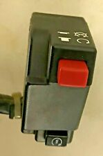 SUZUKI DRZ400 DRZ 400 2004 RIGHT HANDLEBAR SWITCH