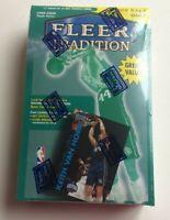 1999-00 Fleer Tradition SKYBOX Single Series NBA Factory Sealed Box RARE