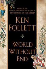World Without End, Ken Follett, 0525950079, Book, Good