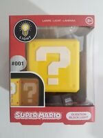 Super Mario: Question Mark Block light, #001 of Series 1