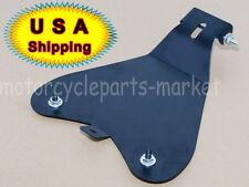 Black Solo Seat Baseplate Bracket For Harley Davidson Sportster XL 883 1200 48