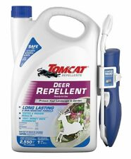 Scotts Ortho Roundup 0491110 Deer & Rabbit Repellent, Ready-to-Use, 1-Gal. -