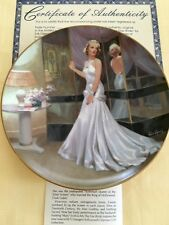 Hollywood's Glamour Girls Collector Plate