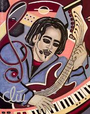JACQUELINE DITT - The universal Composer A4 DRUCK print n.Gemälde Bilder Giclee