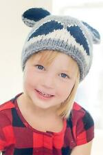 Blueberry Hill Roscoe Racoon Baby Hat