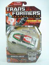TRANSFORMERS - Generations Autobot - WheelJack - Deluxe 6 inch Figure NEW