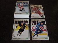 1991-92 Score Hockey---Young Superstars---Complete Set 1-40---NrMt