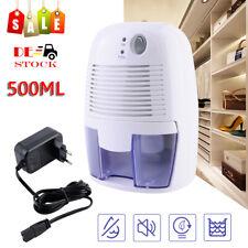 500ML Luftentfeuchter Elektrisch Bautrockner Raumentfeuchter Mini Entfeuchter