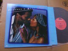 Peaches & Herb, 2 HOT! LP M (-)/M-WOC testo foglio M (-) Polydor rec mpf1211 Japan'78