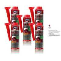 5x250 ml Original Liqui Moly 5120 Dose Super Diesel Additiv