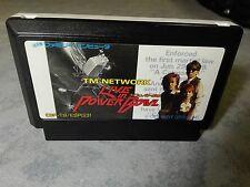 TM NETWORK LIVE IN POWER BOWL NINTENDO FAMICOM NES 8BIT GIAPPONESE JAP JP NTSC-J