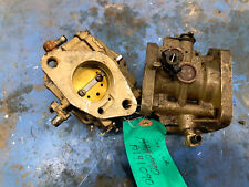 Mercury carburetor 50 60 hp WM-13-1 WM-13-3 carb