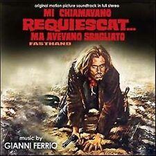 Gianni Ferrio: Mi Chiamavano 'Requiescat'... Ma Avevano Sbagliat (New/Sealed CD)