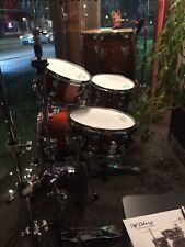 Odery Cafe Drum Kit  - Compact Travel Set