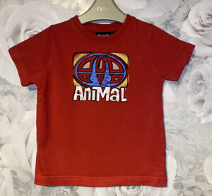 Boys Age 2 (18-24 Months ) Animal T Shirt