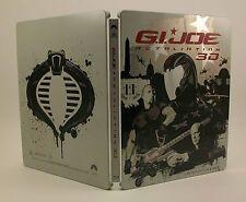 STEELBOOK G I Joe Retaliation 3D Lightly Used Blu-Ray Region A
