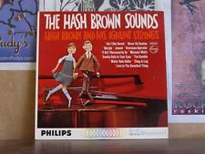 HASH BROWN & IGNUNT STRINGS, HASH BROWN SOUNDS - LP