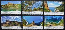Pitcairn 2013 Hafen Bounty Bay Landschaften Insel Harbour Landscapes MNH