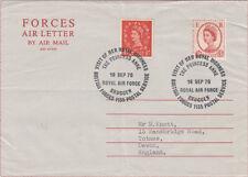 Forces Air Letter RAF Bruggen  Visit of Her Royal Highness The Princess Anne