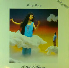 """Mercy Mercy - It must be Heaven - 12"""" Maxi - C121 - washed & cleaned"""