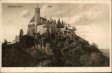 GÖSSWEINSTEIN Bayern um 1920 alte Postkarte ungelaufen Blick a.d. Burg Castle